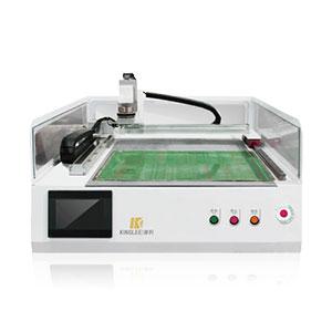 PCB电路板桌面型喷码机